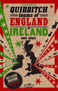 MinaLima Store - Quidditch Teams of England & Ireland