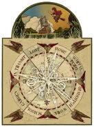 MinaLima Store - The Weasley Family Clock