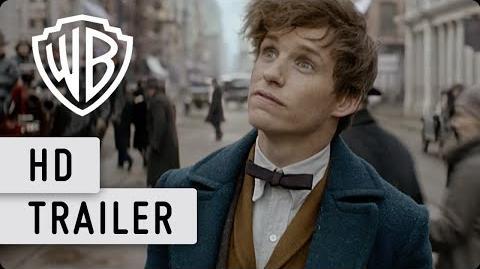 PHANTASTISCHE TIERWESEN UND WO SIE ZU FINDEN SIND - Trailer 5 Deutsch HD German (2016)