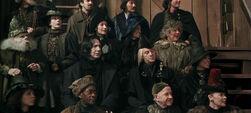 Watching Quidditch