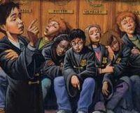 Entrainement de Quidditch