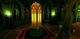 Forest Vault - Hogwarts Mystery