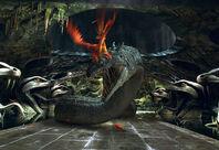 Phoenix fighting