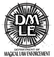 Department of Magical Law Enforcement logo