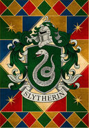 MinaLima Store - Slytherin House Crest