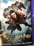 Wizarding World Hollywood Banner