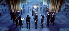 Dumbledores Army in circle