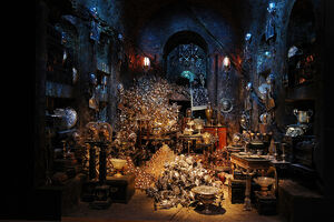 Gringotts gold smaller