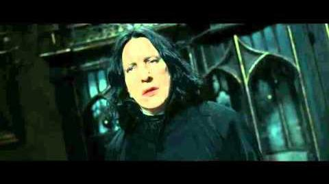 Harry Potter Tribute to Snape - Alan Rickman - RIP