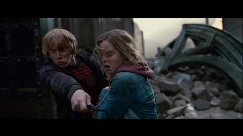Harry Potter and the Deathly Hallows Trailer (2010)