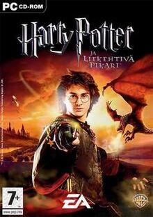 Harry Potter ja liekehtivä pikari (videopeli)