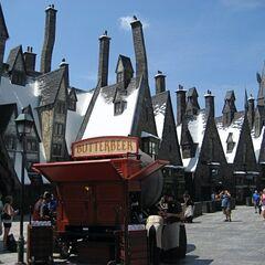 Хогсмид в «Волшебном мире Гарри Поттера»