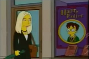 Jk rowling i simpsons