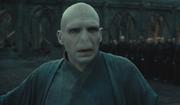 伏地魔发现哈利没有死