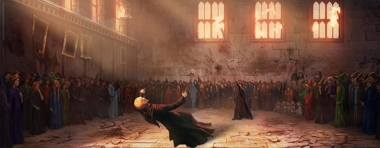 Voldemort's Last Stand | Harry Potter Wiki | FANDOM powered
