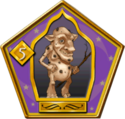 Chocolate Frog Card – Gnome