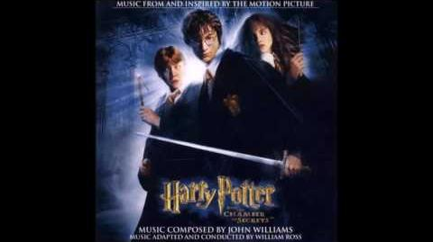 Harry Potter and the Chamber of Secrets OST 19 - Reunion Of Friends