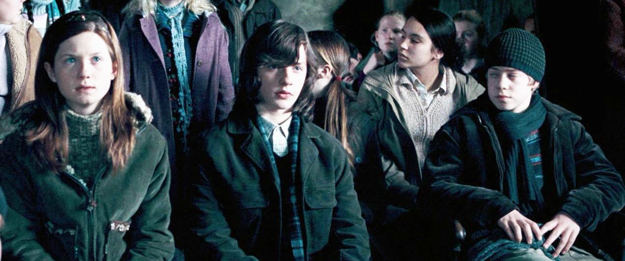 Michael Corner Harry Potter