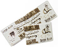 MinaLima Store - Map of Diagon Alley Card Holder
