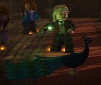 Peacock A