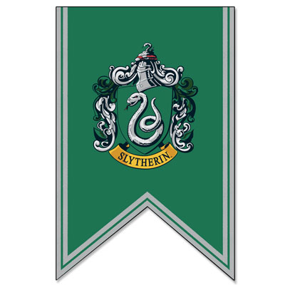 Slytherin Banner (WBshop)