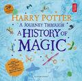 Книга выставки Гарри Поттер Путешествие по истории магии Блумсберри Обложка 2017