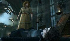 Bellatrix dead