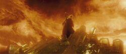 Dumbledore-fire