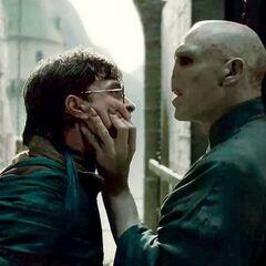 Схватка Гарри Поттера и Волан-де-Морта