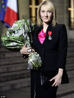 Légion d'honneur JKR