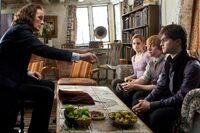 Scrimgeour, Potter, Weasley et Granger