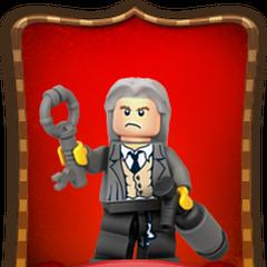 Аргус в LEGO