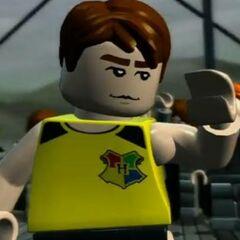 Седрик в Lego Harry Potter