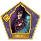Harry Potter-100-chocFrogCard
