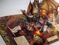 Harry Potter - A Pop-Up Book--Dragon