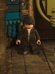 Lego Michael Corner