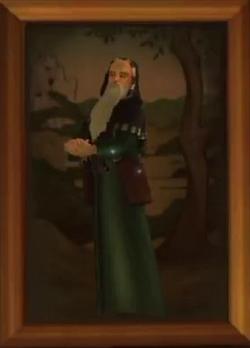 Merlin Portrait 2