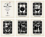 MinaLima Store - Pages from 'The Tales of Beedle the Bard'