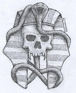 Egipski Mroczny Znak