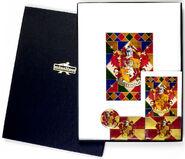 MinaLima Store - Gryffindor House Crest Set Collection