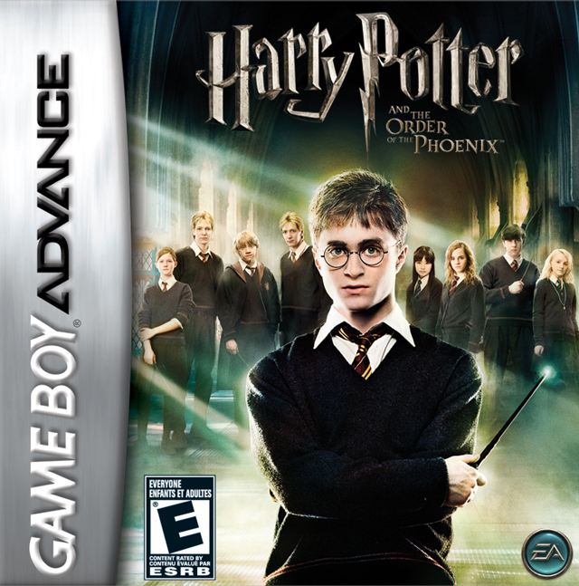 harry potter and the order of the phoenix gba harry potter wiki