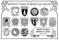 Times de Quadribol da Grã-Bretanha e Irlanda2