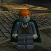 Arthur Weasley LEGO HP1-4