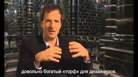 Harry Potter Actors and Cast Interview (Russian Subtitles) Pt.3