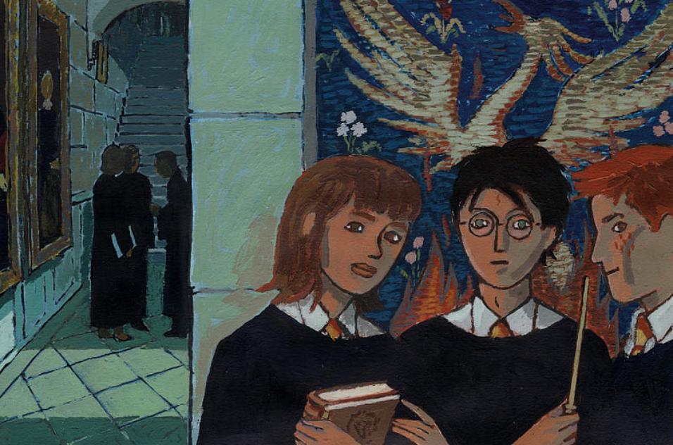 Image Illustration Hp5 Fr Jpg Wiki Harry Potter Fandom