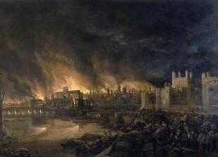 Great Fire London