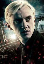 HP7 Poster Draco