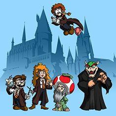 Mario squad