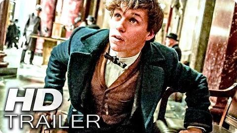 PHANTASTISCHE TIERWESEN UND WO SIE ZU FINDEN SIND Trailer 3 German Deutsch (2016)