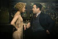 Queenie et Jacob